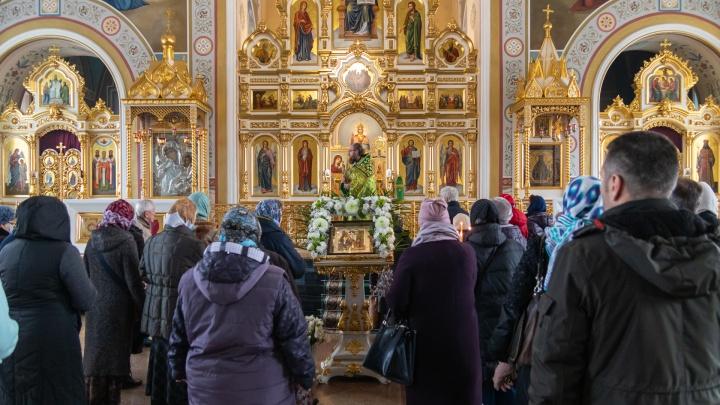 Роспотребнадзор Прикамья призвал ограничить участие пожилых людей в церковных праздниках