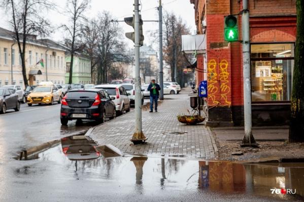 Ярославль сложно назвать удобным городом для людей с ограниченными возможностями