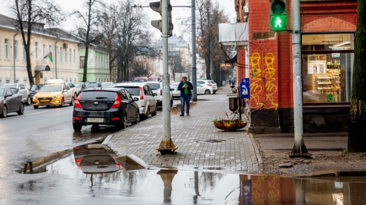 В Ярославле в ближайшие два года на доступную среду для инвалидов потратят 0рублей. Это не опечатка