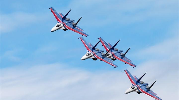 «Русские Витязи» прилетят в ХМАО