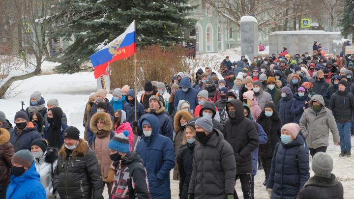 Дмитрий Махонин рассказал о своем отношении к «разгону митингов» — тому, что происходило во время шествий за Навального