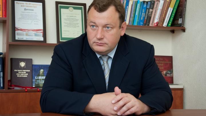 Министр цифрового развития Новосибирской области Анатолий Дюбанов оставил свой пост