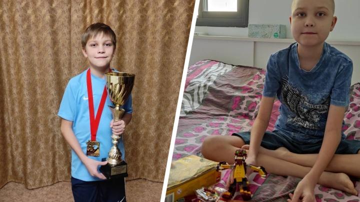 Ради спасения сына семья продала всё, чтобы попасть к врачам в Израиле. Разве в России рак не лечат?