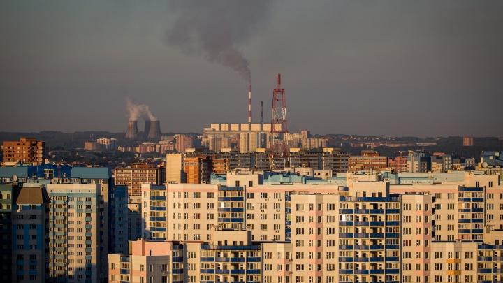 В Новосибирске объявили двухдневное штормовое предупреждение из-за грязного воздуха