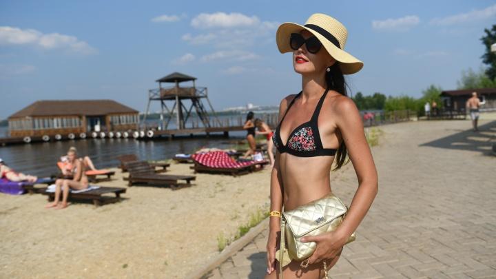 В Екатеринбурге температура превысила норму на 14 градусов. Теперь всегда будет такое лето?