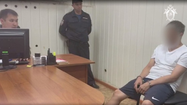 Тюменского захватчика, который взял в заложницы сотрудниц банка, отправили в СИЗО