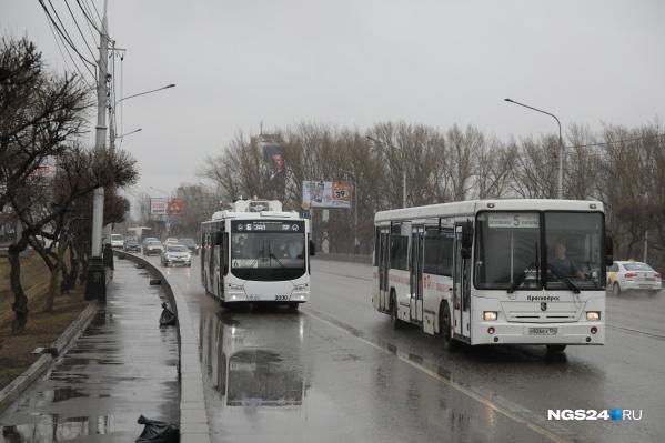"""Время одного круга на маршруте у нового троллейбуса — <nobr class=""""_"""">50 минут</nobr>"""