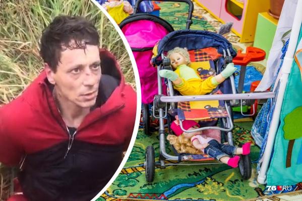 Для многих стало шоком, что мама Молчанова, убившего двух девочек, работает с детьми