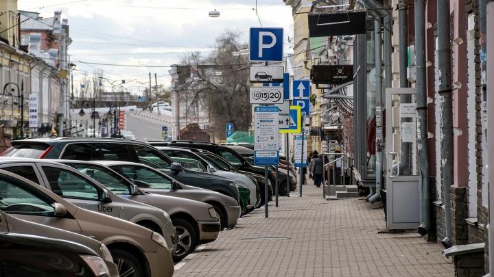 Со шлагбаумами помощи не ждите. Как в Нижнем Новгороде будут вводить платные парковки