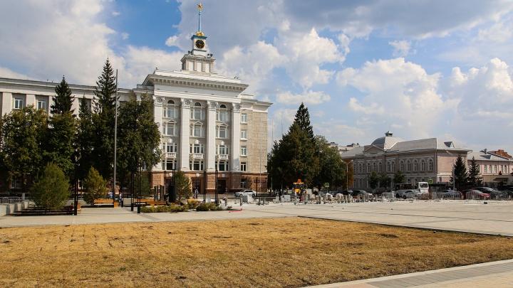 Стоимость реконструкции Советской площади в Уфе обошлась в полмиллиарда рублей