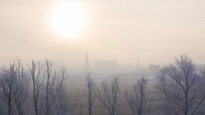Местами до -46 °С: в Омской области ожидается усиление мороза
