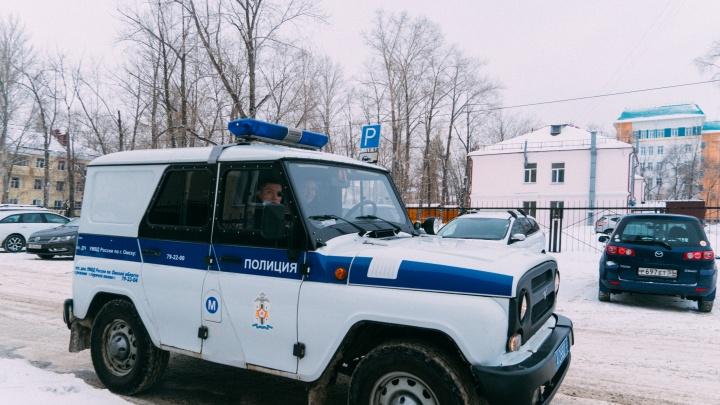 В Омске 10-летняя девочка позвонила в полицию и пожаловалась на пьяную мать