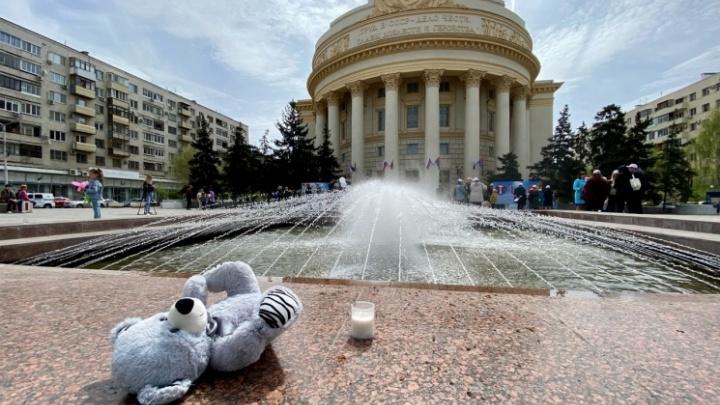В Волгограде и области наступил день траура в связи с трагедией на Ставрополье