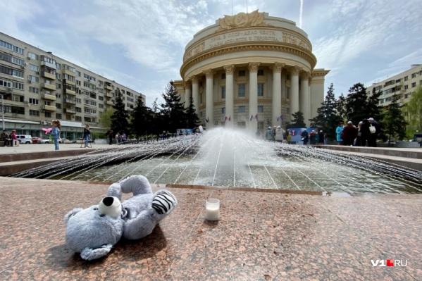 День траура накануне объявил губернатор Андрей Бочаров