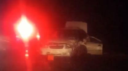 Страшная авария произошла под Красноярском. Пять пострадавших, трассу сковала пробка
