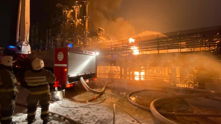 Стало известно о состоянии пострадавшего при взрыве на заводе «Уфаоргсинтез»