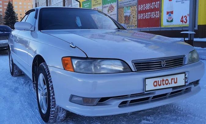 """Живой «Марк 2 — """"самурай""""» 1993 года и «Лексус LX» для особых людей— смотрите, что продают новосибирцы"""