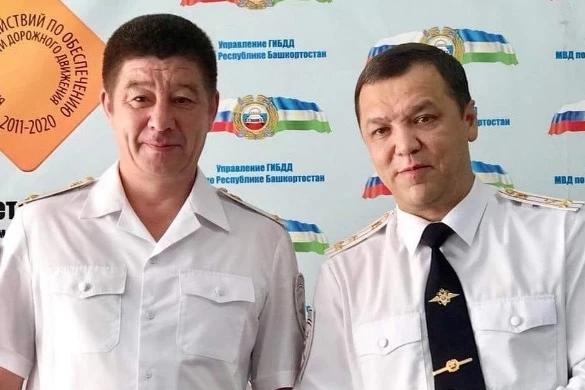 Экс-главный гаишник Башкирии отказался говорить о своем товарище, которого ищут всей страной