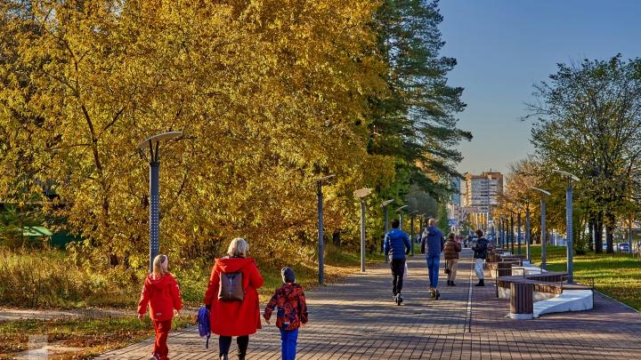 Семейный квартал iLove: в Перми появится дом для тех, кто любит природу