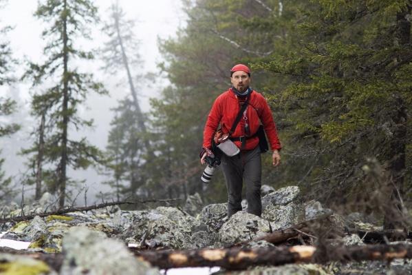 Олег Чегодаев в пешем походе преодолеет три тысячи километров