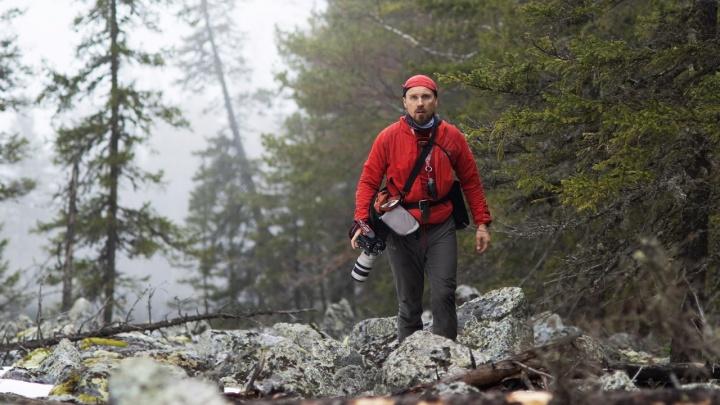 Известный путешественник Олег Чегодаев за пять месяцев пешком пройдет весь Урал. Сейчас он идет в Вишерский заповедник