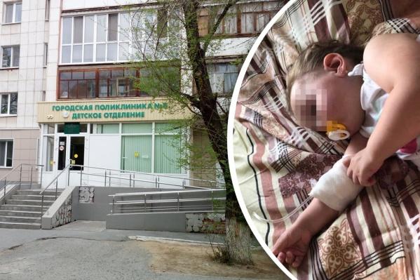 Сейчас дочку Ксении ждет срочная госпитализация