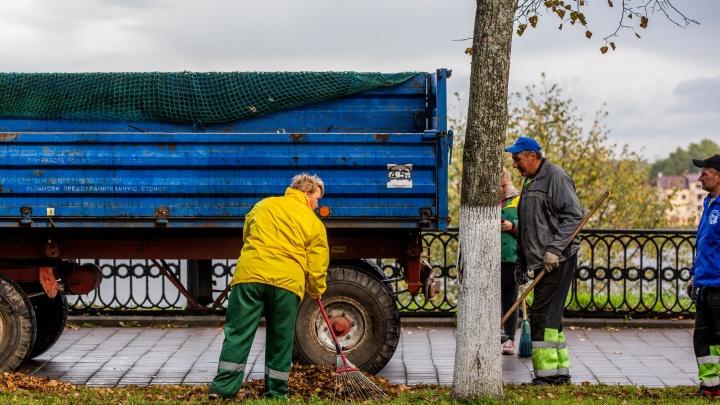 В Ярославле накануне зимы уволился директор предприятия, отвечающего за уборку города