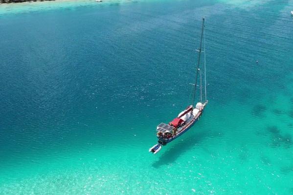 Этот морской путь можно считать самым сложным, который может преодолеть парусная яхта