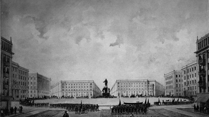Дворец пионерии и здание-маяк: какие архитектурные проекты Нижнего Новгорода остались лишь эскизами