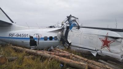 В Татарстане рухнул самолет с парашютистами: последние новости