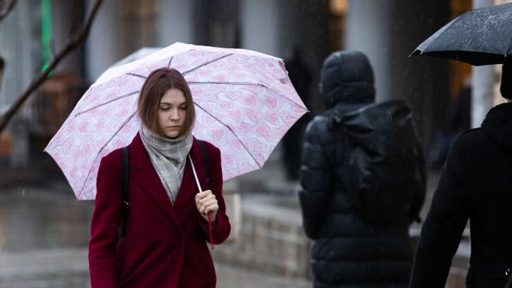 Холодные дожди и ветер: какая будет погода вРостове впоследние дни зимы