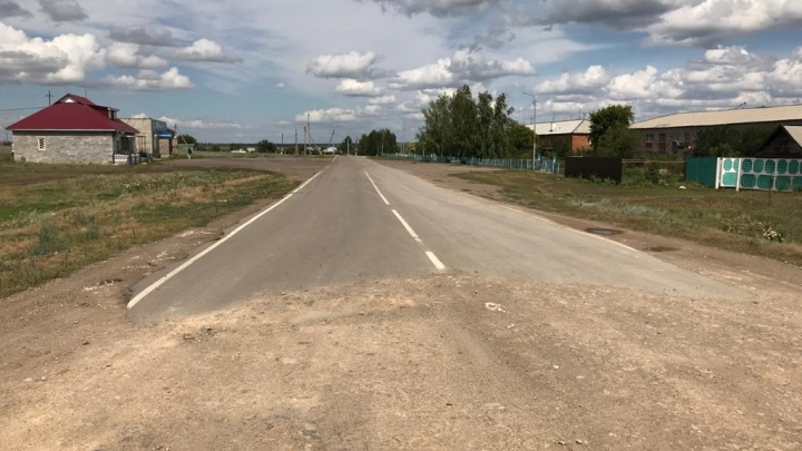 Сделано наполовину: репортаж из села в Башкирии, в которое приезжал Владимир Путин