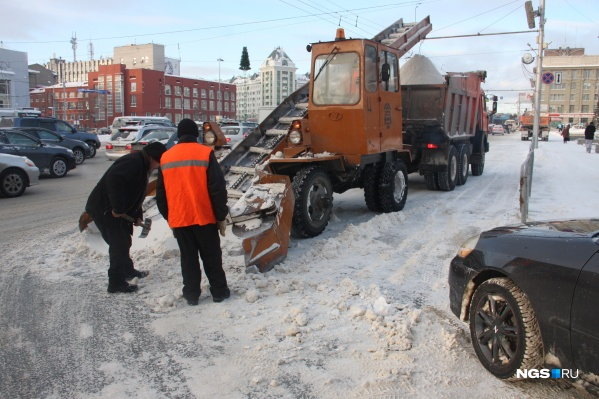 14 единиц техники обойдутся мэрии почти в 65 миллионов рублей