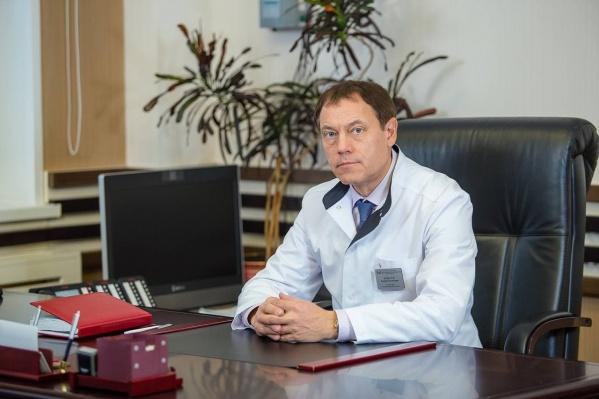 Андрей Модестов занимает свой пост с 2010 года