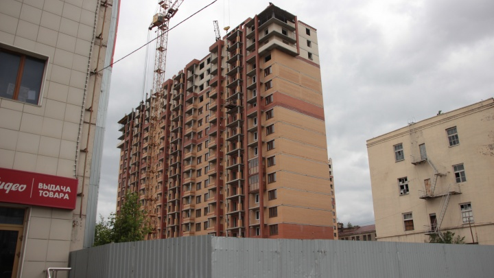 «Что здесь строят»: на бывшей территории завода Козицкого возводят 18-этажный жилой дом