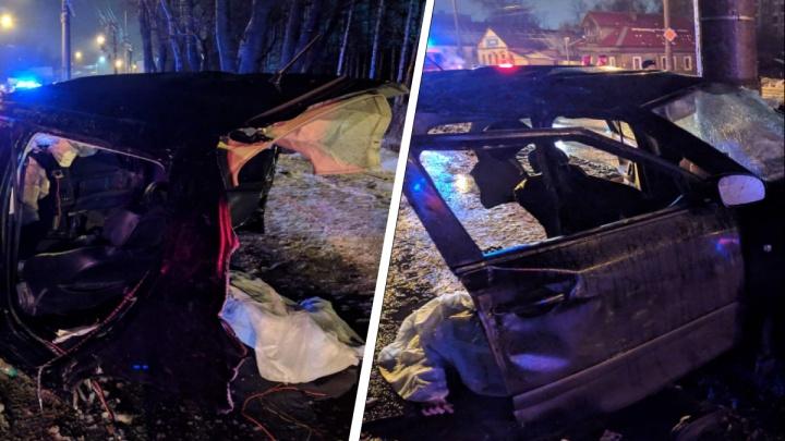 В Архангельске осудили водителя, виновного в смерти трех человек из-за нетрезвого вождения