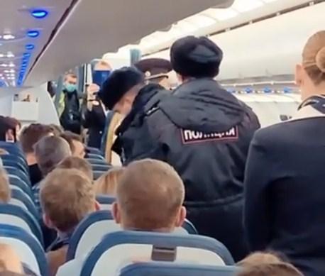 В Шереметьево задержали рейс «Аэрофлота» в Челябинск из-за пассажира без маски