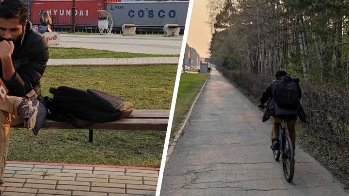 У студента из Индии украли сумку со всеми документами на вокзале — теперь у него могут быть проблемы