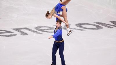 В Челябинске прошли контрольные прокаты сборной России по фигурному катанию. Смотрим звездный фоторепортаж