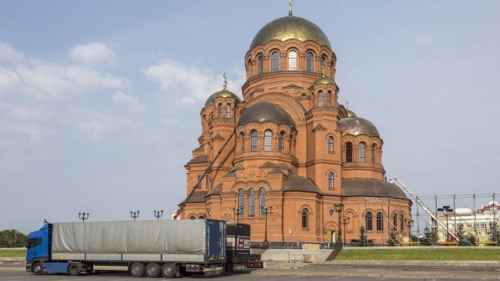 В Волгограде 18 сентября в соборе Александра Невского проведут первое всенощное бдение