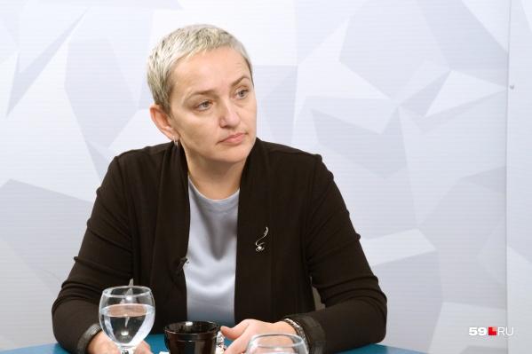 Анастасия Крутень говорит, что разворачивание коечного фонда опережает рост заболеваемости