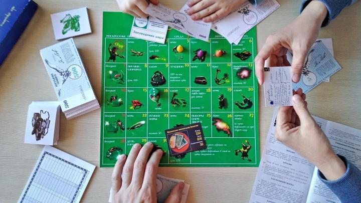 Игра как бизнес: семья из Екатеринбурга продает настолки из СССР по всему миру