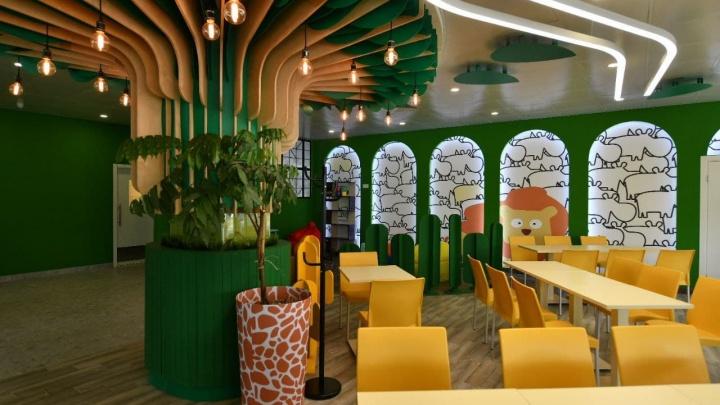 В Екатеринбурге откроется кафе, где гостей будет встречать живая черепаха