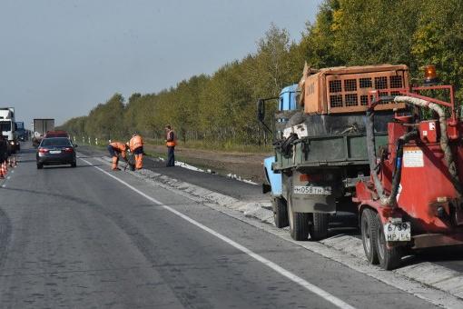 Сейчас ведутся работы на Северном обходе и на четвертом мосту