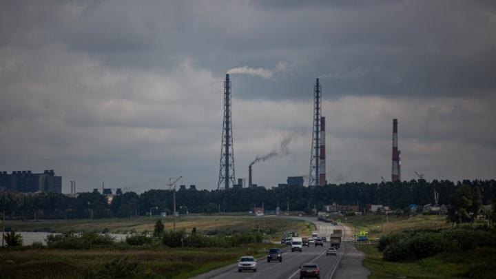 Под Новосибирском появился еще один огромный угольный разрез — до жилых домов всего 3 километра. Смотрите фото