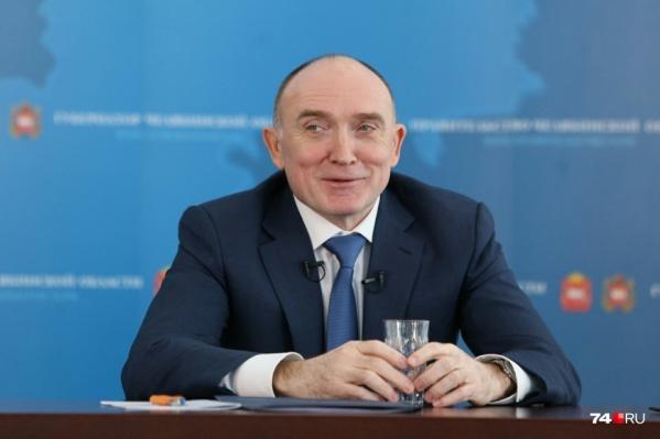 Вероятно, свежее решение суда по двухлетней тяжбе экс-губернатора с УФАС, «улыбнуло» Бориса Дубровского