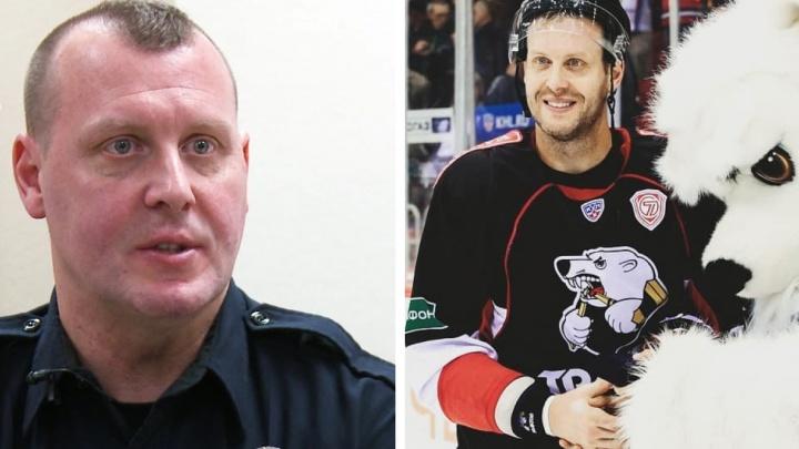 Бывший капитан «Трактора» стал полицейским в США