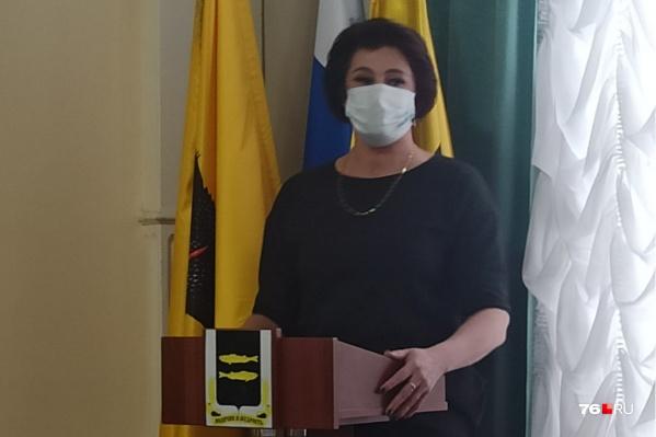В кулуарах поговаривали заранее — победит Ирина Строкинова