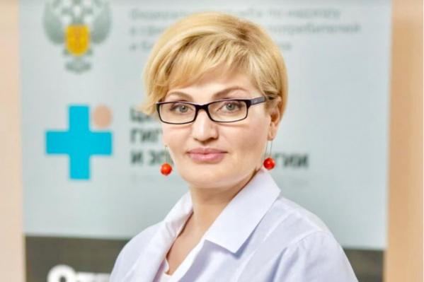 Анна Казак ранее возглавлялаЦентр гигиены и эпидемиологии Башкирии