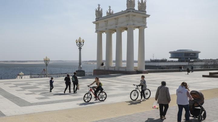 Есть новый рекорд: в Волгограде обновлен 46-летний максимум температуры
